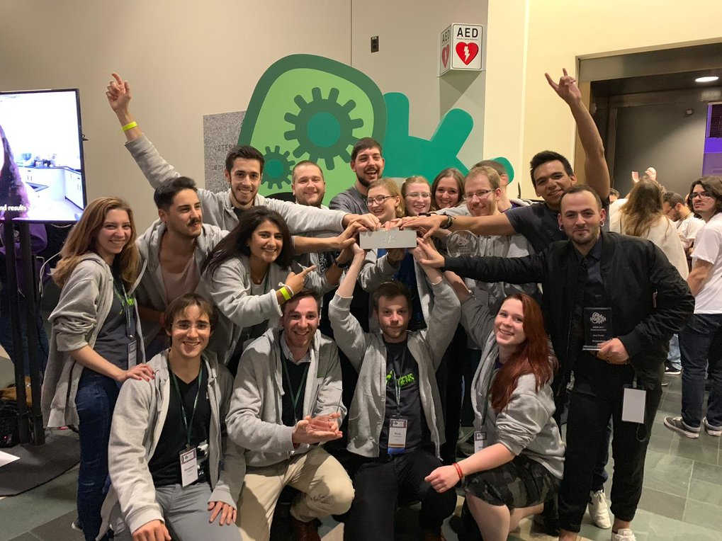 Marburger iGEM team wins competition in Boston