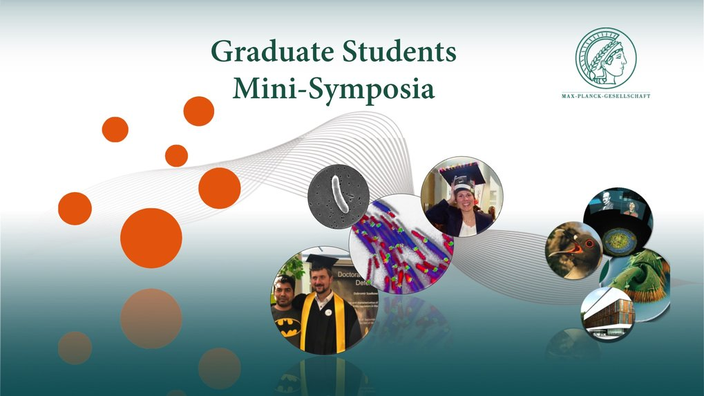 Graduate Students Mini-Symposia