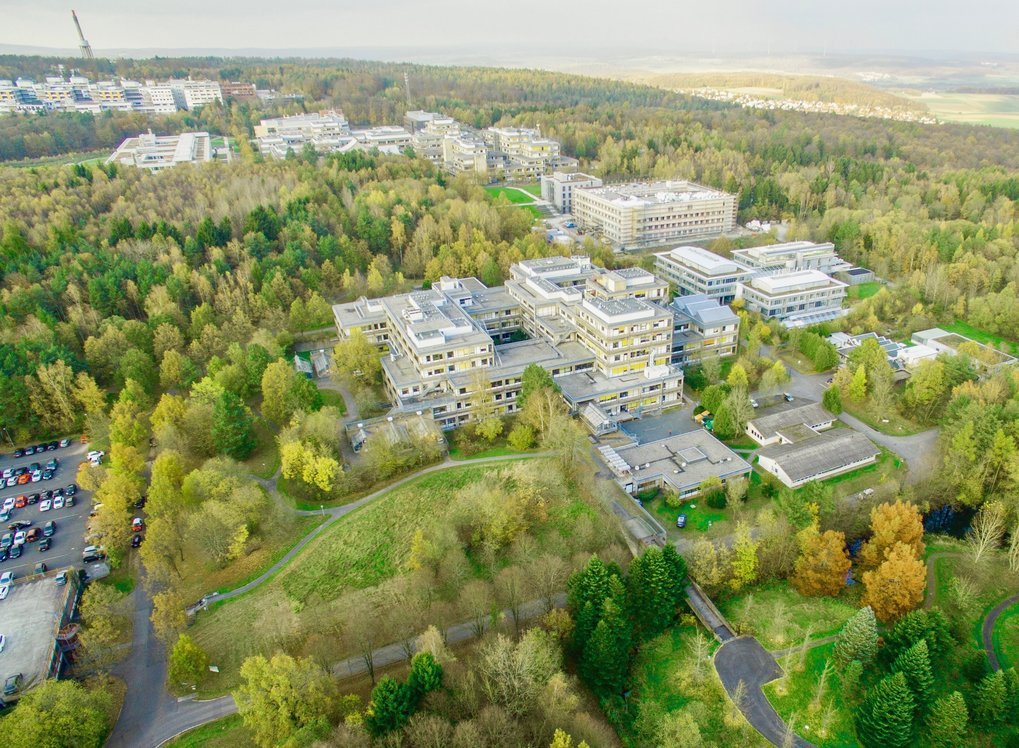 MPI for Terrestrial Microbiology & Philipps-Universität Marburg, Campus Lahnberge